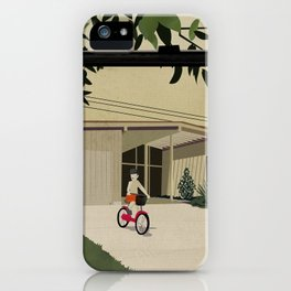 Bikes are for the summer iPhone Case
