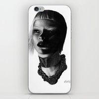 versace iPhone & iPod Skins featuring Versace InSanity. by BrittanyJanet Illustration & Photography