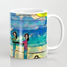 drug trafficking Coffee Mug