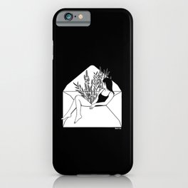 Dear Heartbreaker iPhone Case