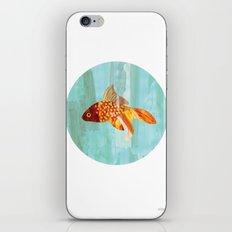 Little Fishy iPhone & iPod Skin