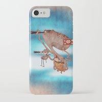 pirates iPhone & iPod Cases featuring Pirates by José Luis Guerrero