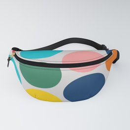 Mary Poppins Returns balloons graphic Fanny Pack