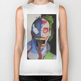 Joker venom Biker Tank