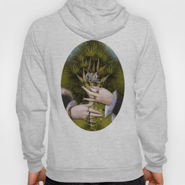 """""""The hands of Bosch and the Spring"""" Hoody"""