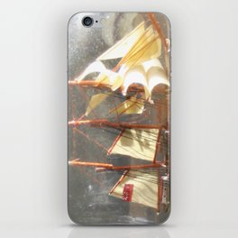 On the High Seas iPhone Skin