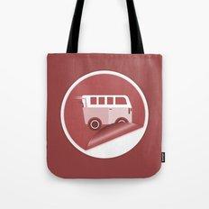 Mini Van Tote Bag