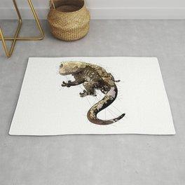 Merlin Crested Gecko Rug