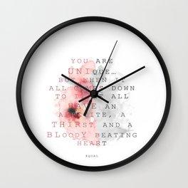 EQUAL Wall Clock