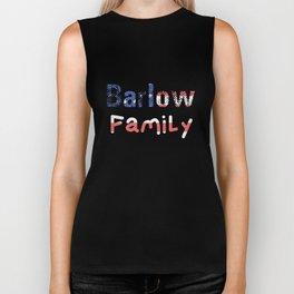 Barlow Family Biker Tank