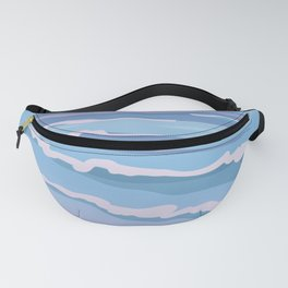 Beach Therapy #1 Fanny Pack