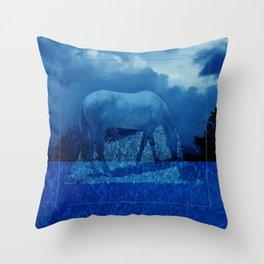Night Dream Throw Pillow