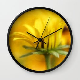 Summer Warmth Wall Clock