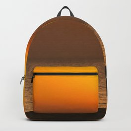 Classic SoCal Sunset Backpack