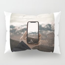 The Best View is in Your Grasp Pillow Sham