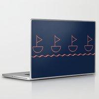 sail Laptop & iPad Skins featuring sail by gzm_guvenc