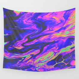 DOING IT TO DEATH Wall Tapestry