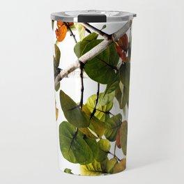 Seagrape Tree Travel Mug