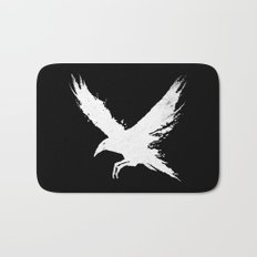 The Raven (Black Version) Bath Mat