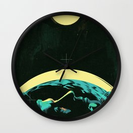 Not In Kansas Anymore Wall Clock