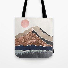 Mount Hood Oregon - Daylight Wilderness Tote Bag