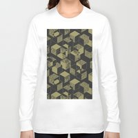 marble Long Sleeve T-shirts featuring Marble by Molly Smisko