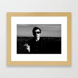 Cody Framed Art Print