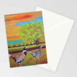 Country side (North Dakota) Stationery Cards