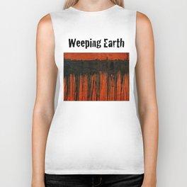 Weeping earth Biker Tank
