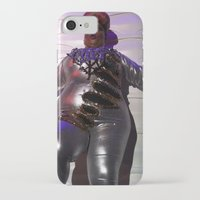 minaj iPhone & iPod Cases featuring Oooo Drag on by Emily Lomax