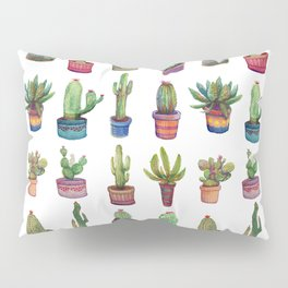 cactus in pockets Pillow Sham