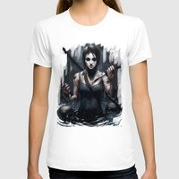 tomb raider T-shirts featuring Tomb Raider by Max Grecke