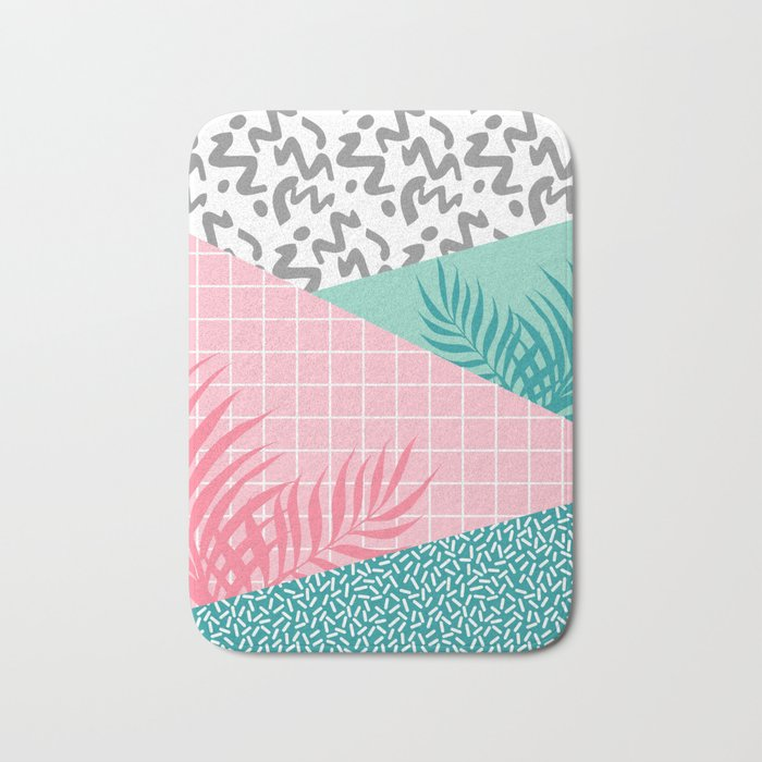 Beverly Hills #society6 #decor #buyart Bath Mat
