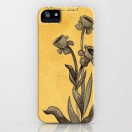 Teacup Daisies iPhone Case