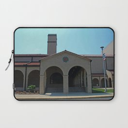 Lourdes University-  Franciscan Center in the Spring V Laptop Sleeve