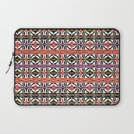 Ethnic striped pattern. Laptop Sleeve