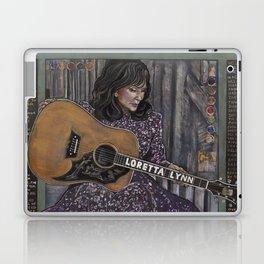 Loretta Lynn Laptop & iPad Skin