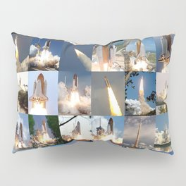 Shuttle Montage Pillow Sham