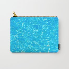 Water in pool Carry-All Pouch