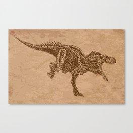 ancient animals Canvas Print