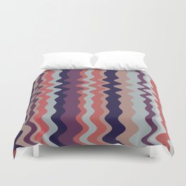 Abstract background 102 Duvet Cover