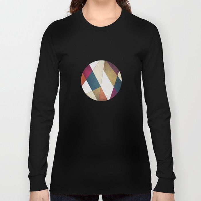 Geometric A/W Long Sleeve T-shirt