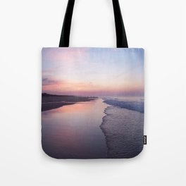 The Hamptons at Dawn Tote Bag