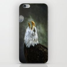 Eagle Calling iPhone & iPod Skin