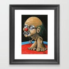 071011 Framed Art Print