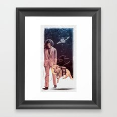 GTFO Framed Art Print