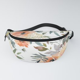 Peachy Keen Pattern Fanny Pack