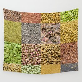 Healthy food I Wall Tapestry