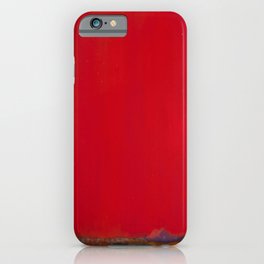 RED2 iPhone Case