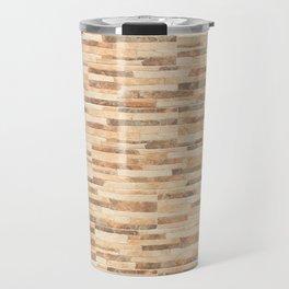 Stony pattern Travel Mug